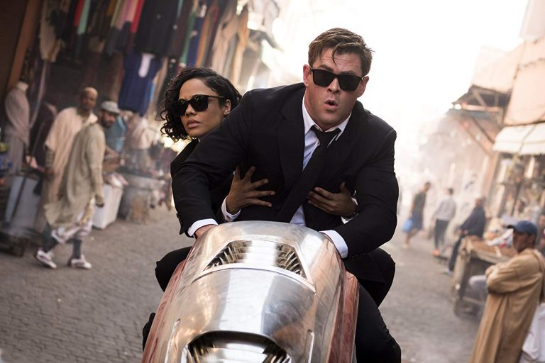 รีวิว Men in Black: International